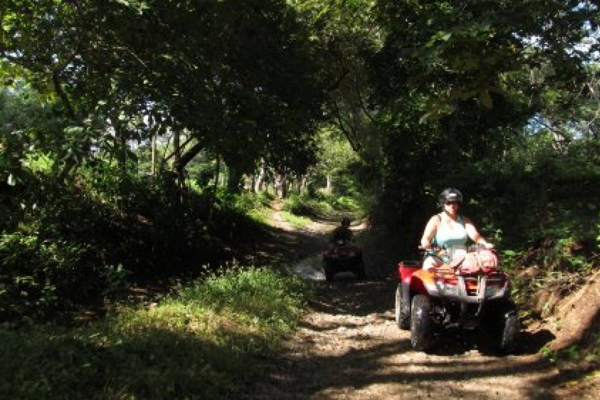 Tour Guanacaste Canopy Zip-Line and ATV