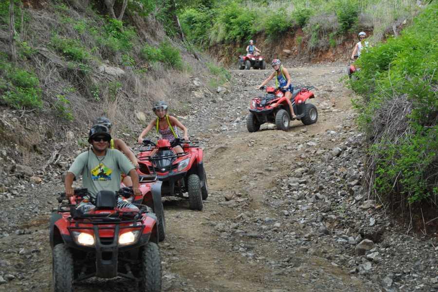 Tour Guanacaste ATV Zip-Line Canopy Tour