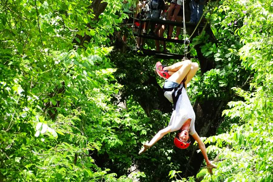 Tour Guanacaste On-Line Congo Canopy Zip-Line Tour