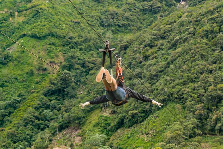 Tour Guanacaste Congo Canopy Zip-Line Activity