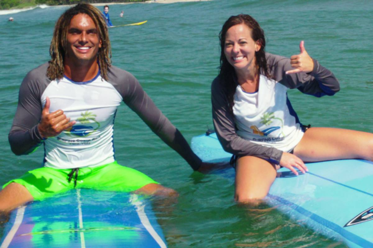 Tour Guanacaste Surf Lessons
