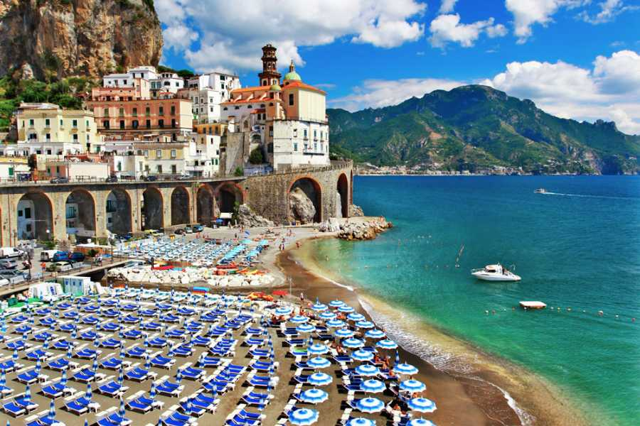 AVI TRAVEL AMALFI DRIVE EXCLUSIVE FD (small group)