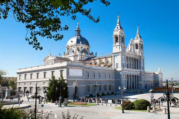 2-hour Madrid Highlights Private Tour