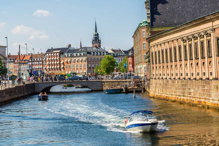 SANDEMANs NEW Europe Copenhagen General Private City Tour