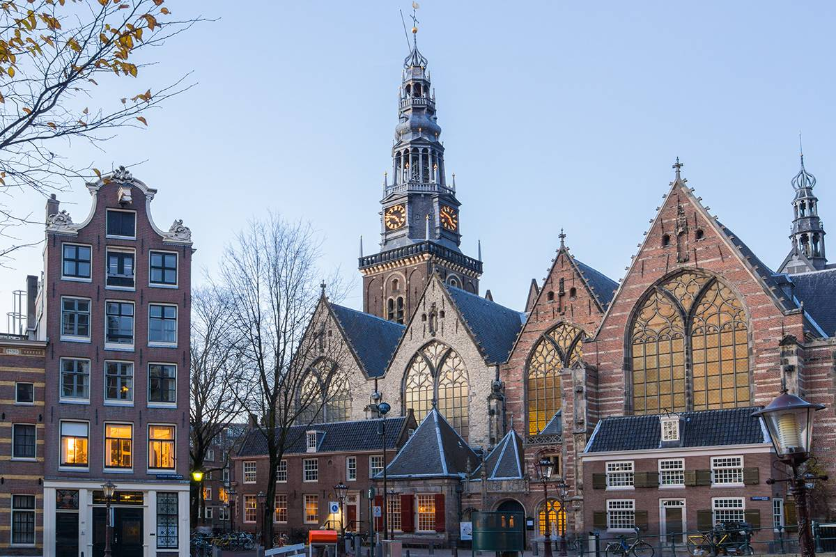 SANDEMANs NEW Europe Amsterdam Appetiser Private City Tour