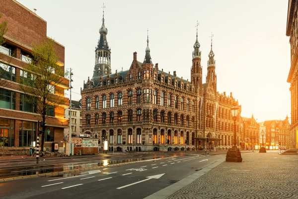 2-hour Amsterdam Highlights Private Tour
