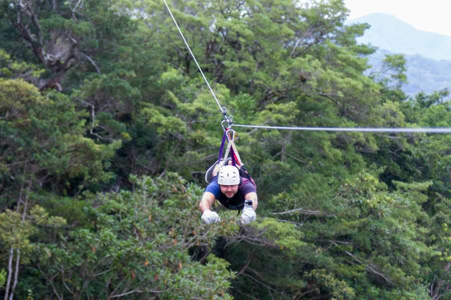 Tour Guanacaste Zip-Line, ATV & Monkey Sanctuary Tour