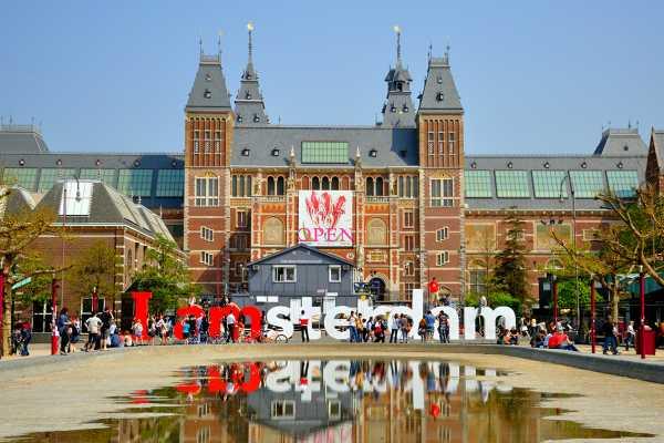 3-hour Amsterdam Private City Tour