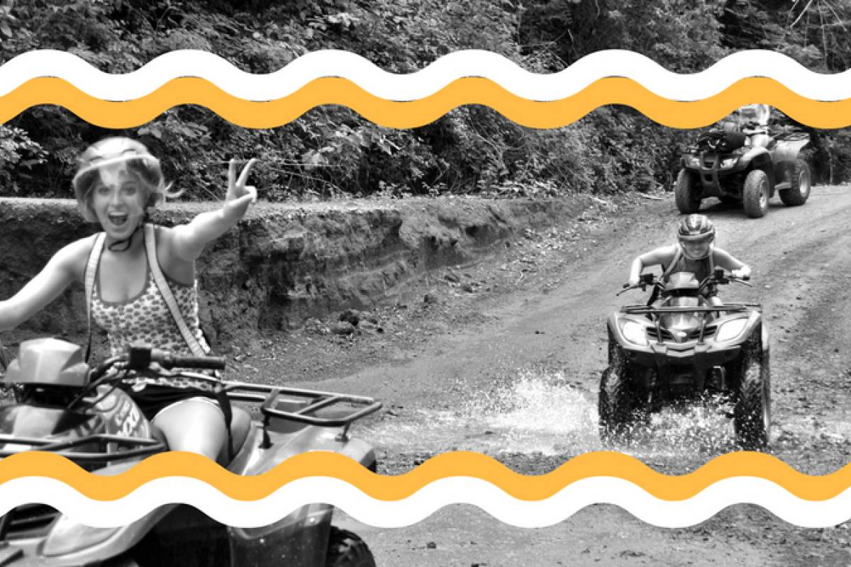 Tour Guanacaste ATV Monkey Sanctuary Tour
