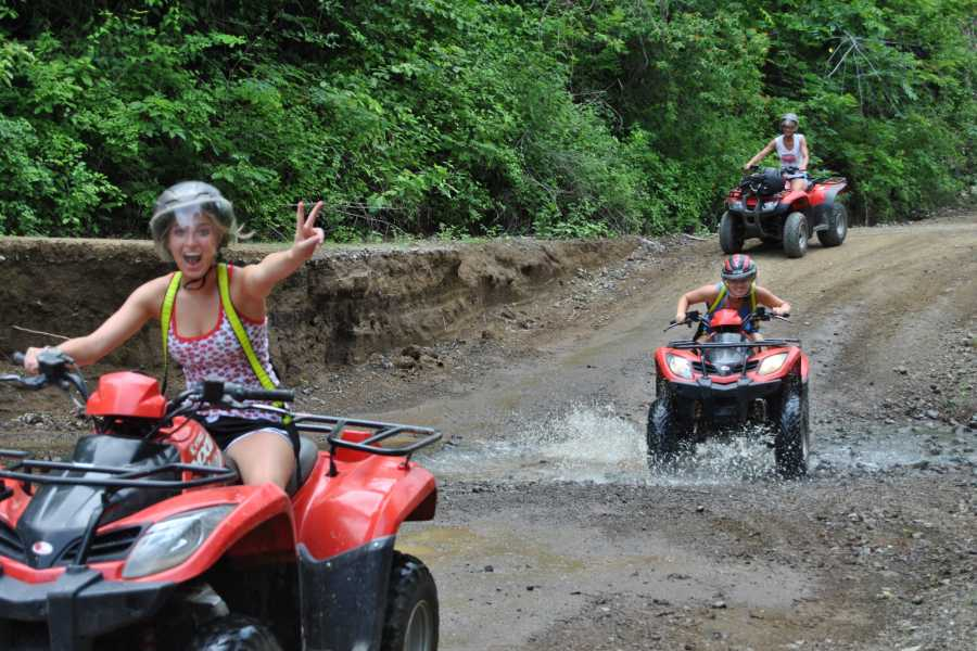 Tour Guanacaste Monkey Sanctuary ATV Tour
