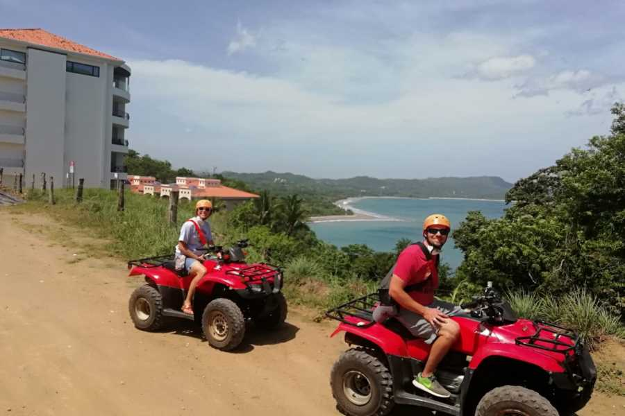 Tour Guanacaste On-Line Reef Snorkeling and ATV 3hr Tour