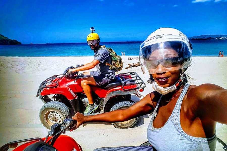 Tour Guanacaste Reef Snorkeling and ATV Tour