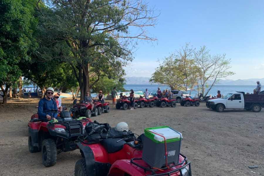 Tour Guanacaste Reef Snorkeling and ATV Tour