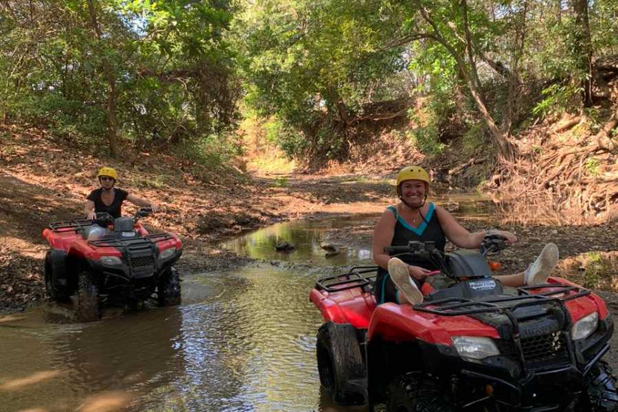Tour Guanacaste ATV Lobster Beach BBQ Tour