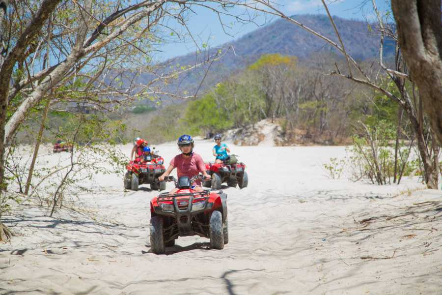 Tour Guanacaste Southern Beaches ATV Tour