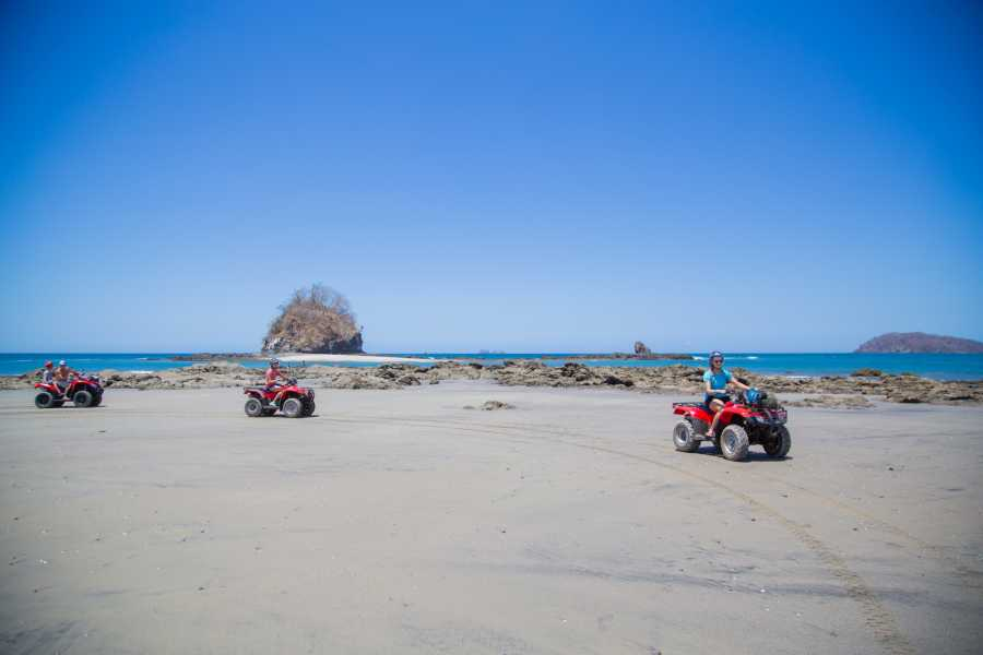 Tour Guanacaste On-Line Southern Beaches ATV Tour