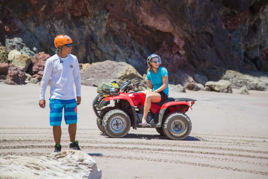 Tour Guanacaste ATV Southern Beaches Tour