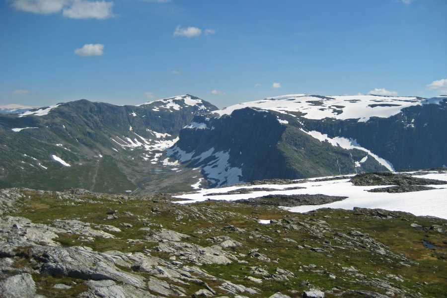 Nordfjord Aktiv Guided hiking
