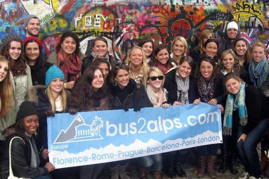 Bus2Alps AG Florence 2 Prague