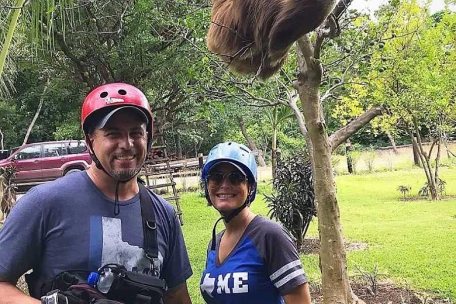 Krain Concierges Wild Sloth ATV Tour