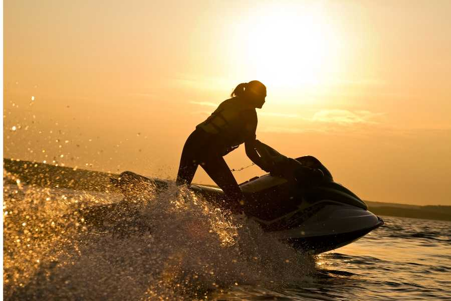 Krain Concierges Jet Ski Rental
