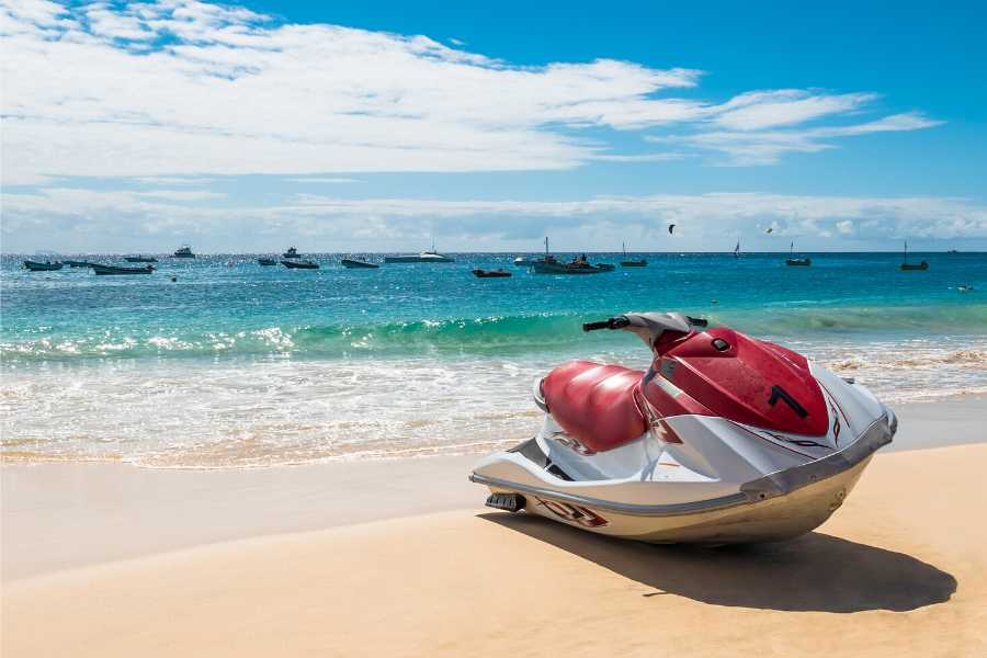 Krain Concierges ATV and Jet-Ski Tour