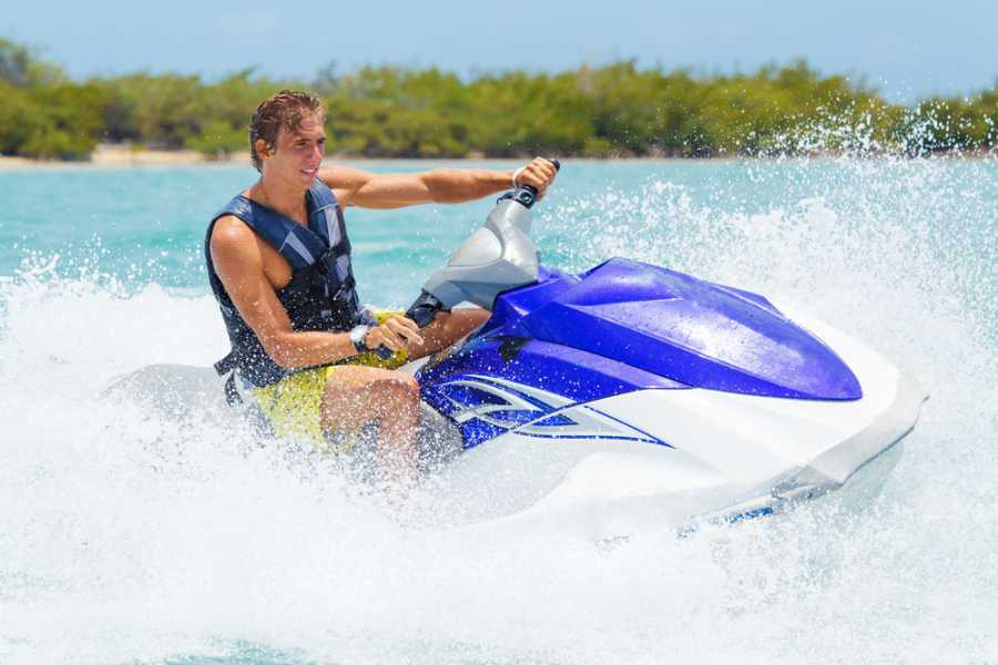 Krain Concierges Jet Ski Oceans and Islands Snorkel Tour