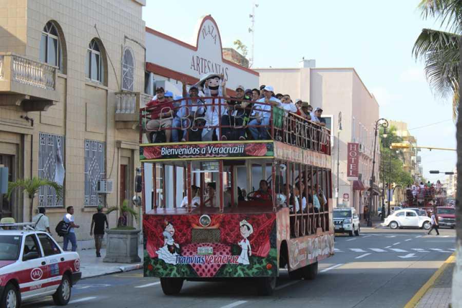 Tours y Tickets Operador Turístico EL CAFÉ VERACRUZ - PAQUETE 3 DÍAS Y 2 NOCHES EN VERACRUZ