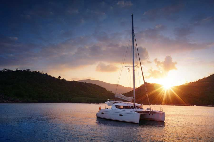 Krain Concierges Catamaran Sunset Cruise