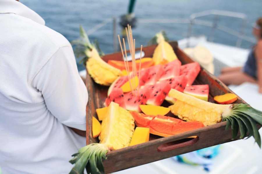 Krain Concierges Morning Sun 'n Snorkel Catamaran