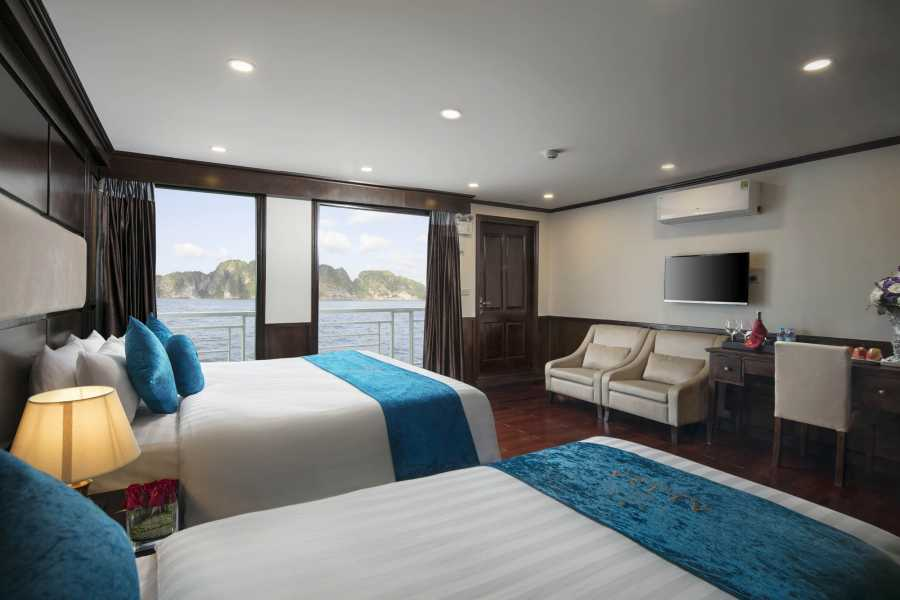Friends Travel Vietnam Alisa Cruise | 3D2N Halong Bay