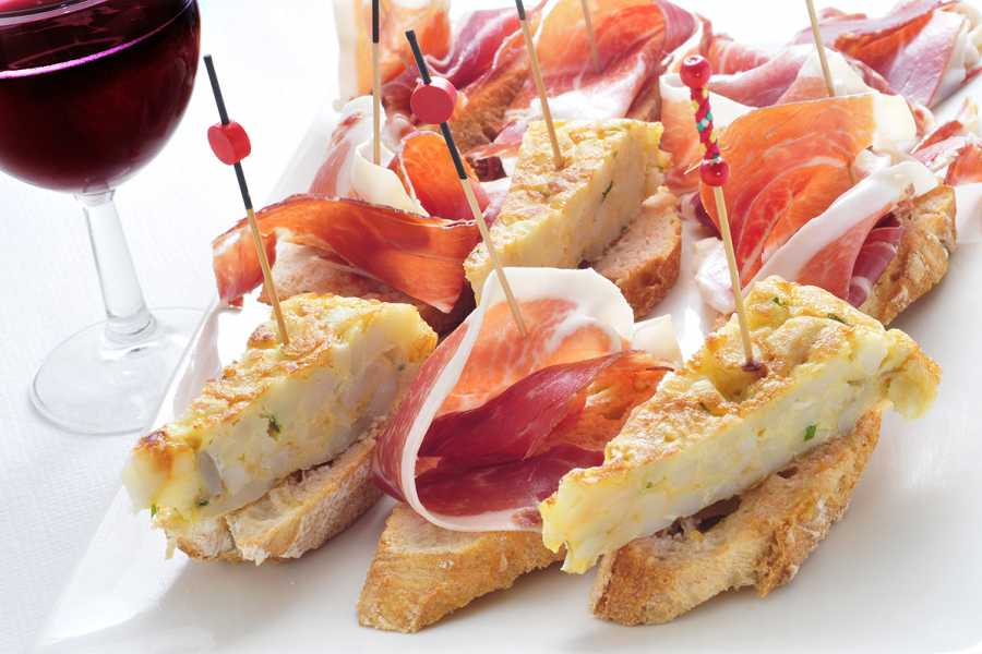 SANDEMANs NEW Barcelona Tours Not Just Another Tapas Tour