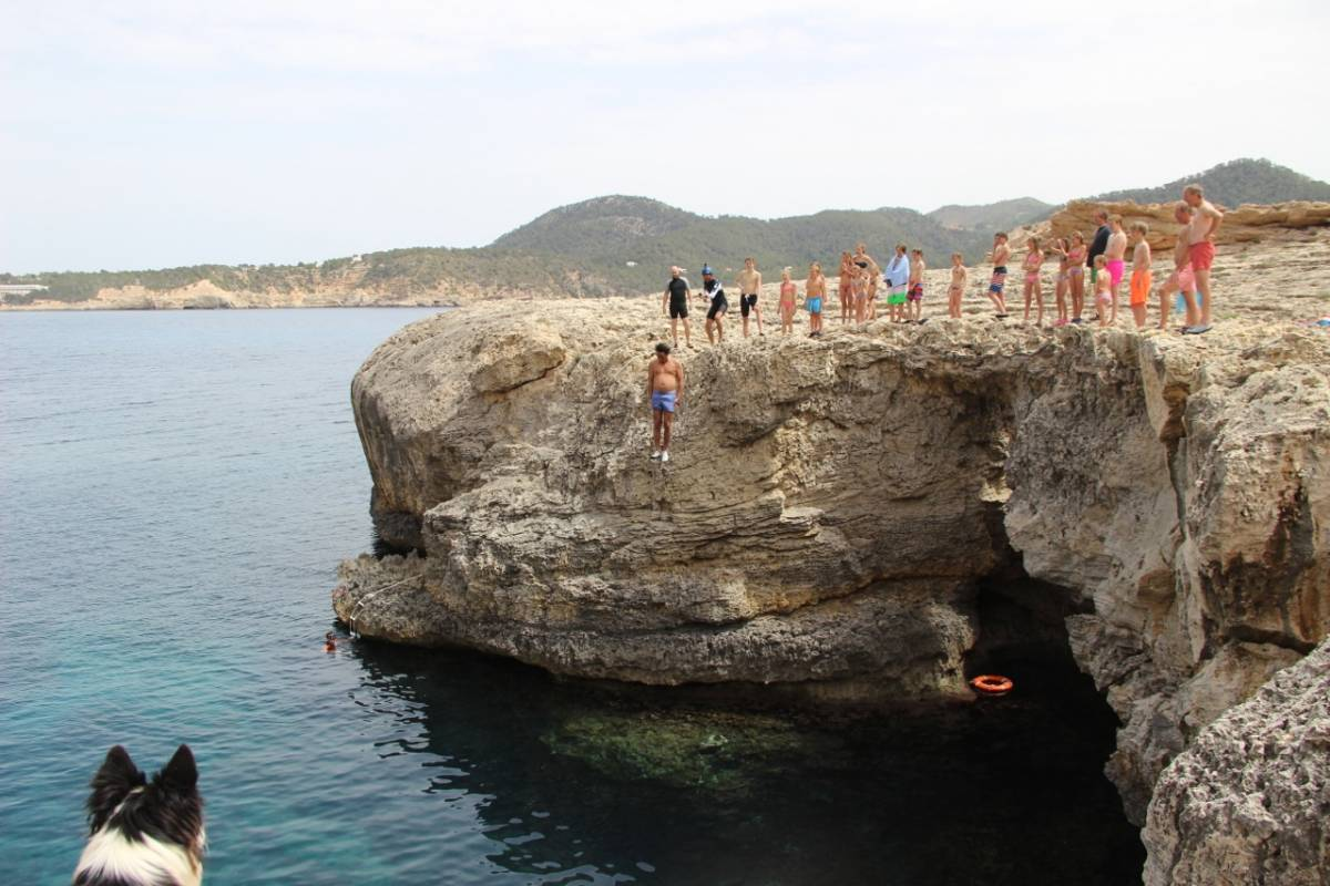 rockidibiza MULTI SPORTS BY THE SEA