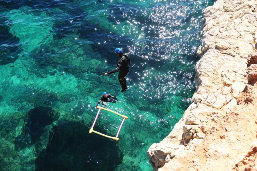rockidibiza CLIFF DIVING CLASSES