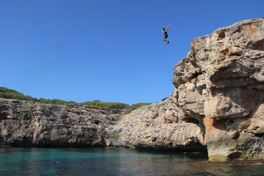 rockidibiza CLIFF DIVING SPOTS TOURS