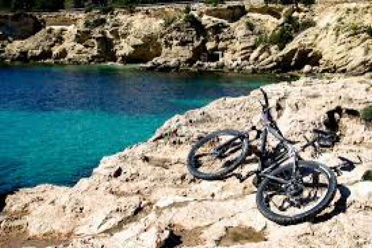 rockidibiza MOUNTAIN BIKE SUNSET TOUR