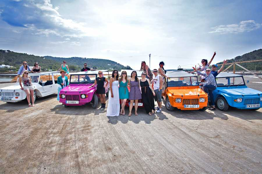 rockidibiza COOL CAR TOUR IBIZA