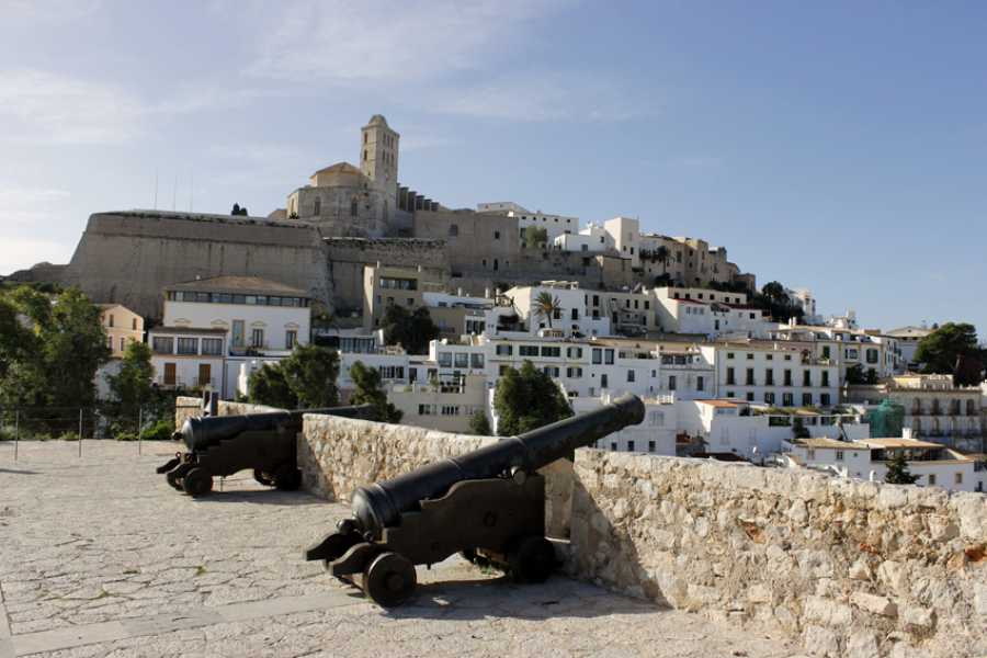 rockidibiza TIME TRAVELING THROUGH IBIZA'S FORTRESS