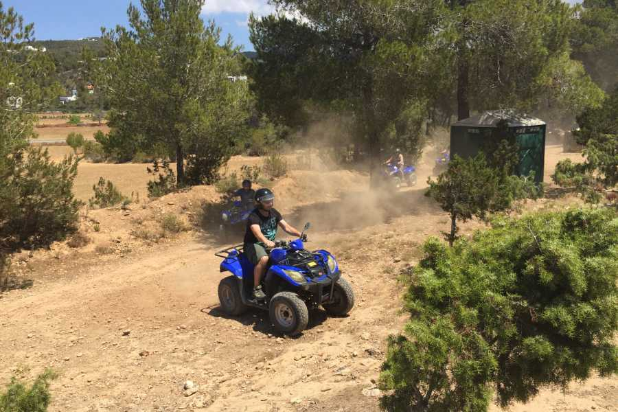 rockidibiza QUADS TOUR OFF ROAD