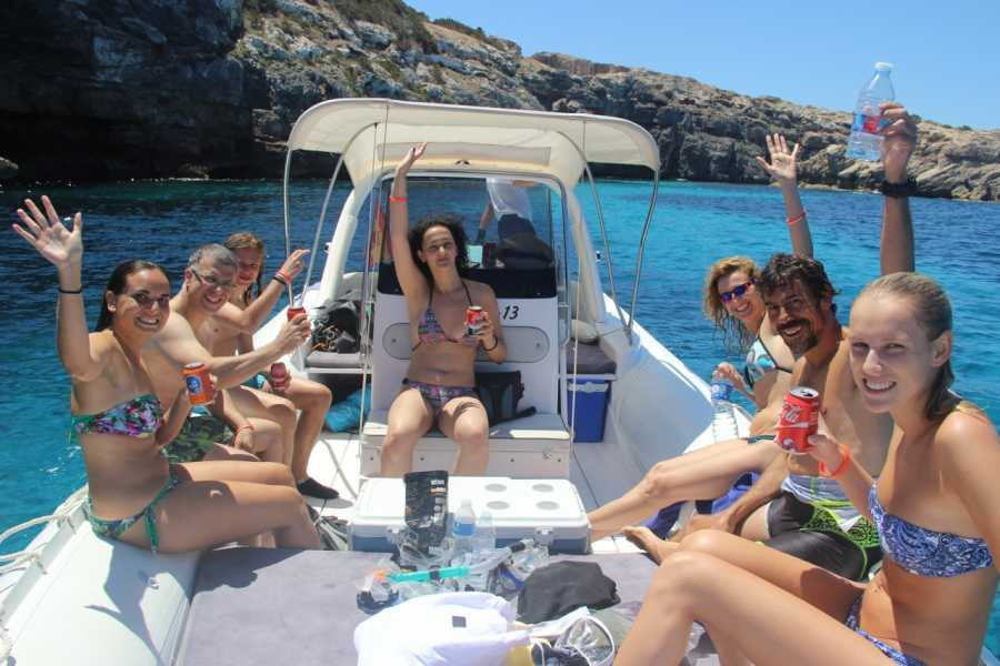 rockidibiza FORMENTERA BOAT EXCURSION
