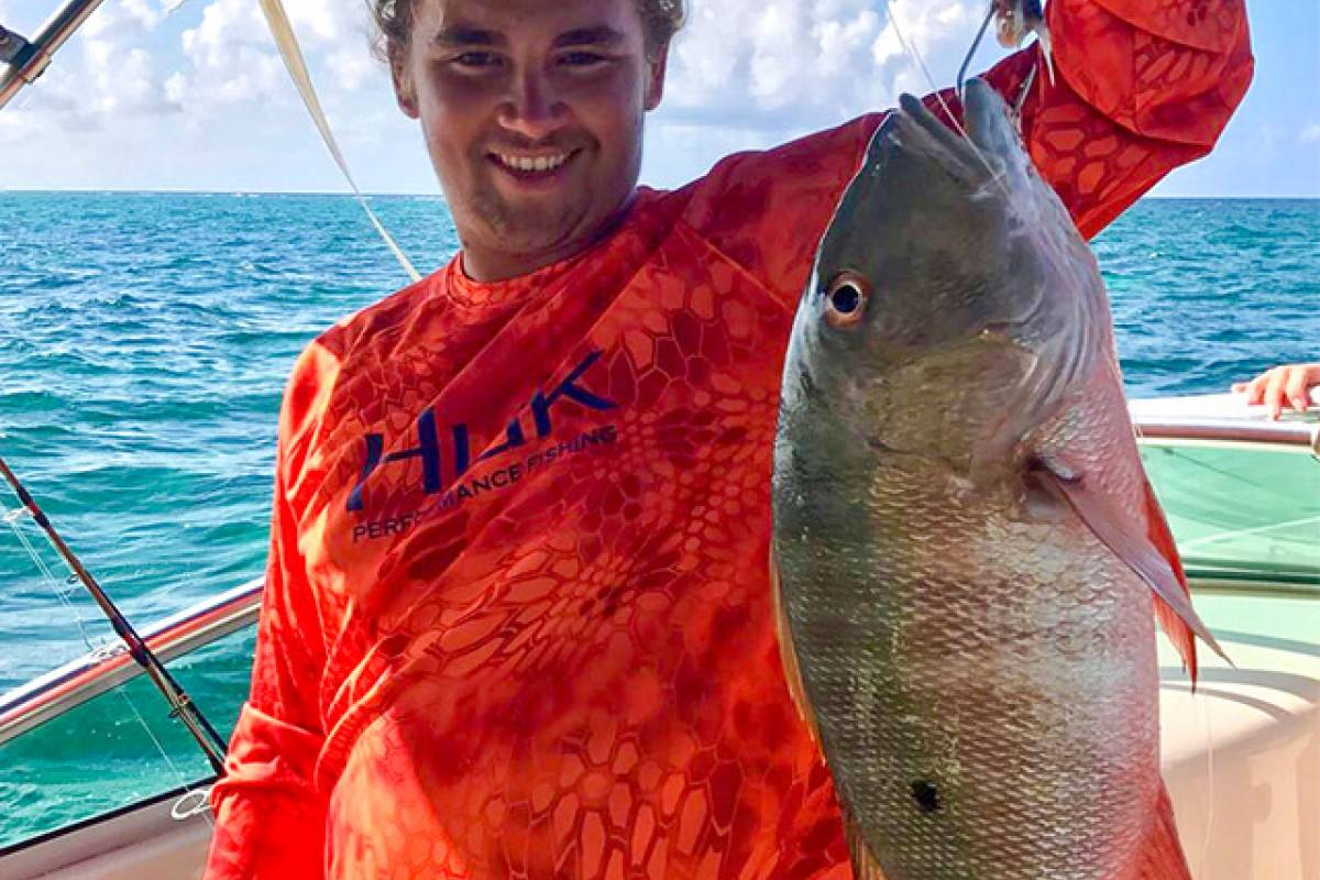 Crazy Crab Reef Fishing 3 Hour Charter