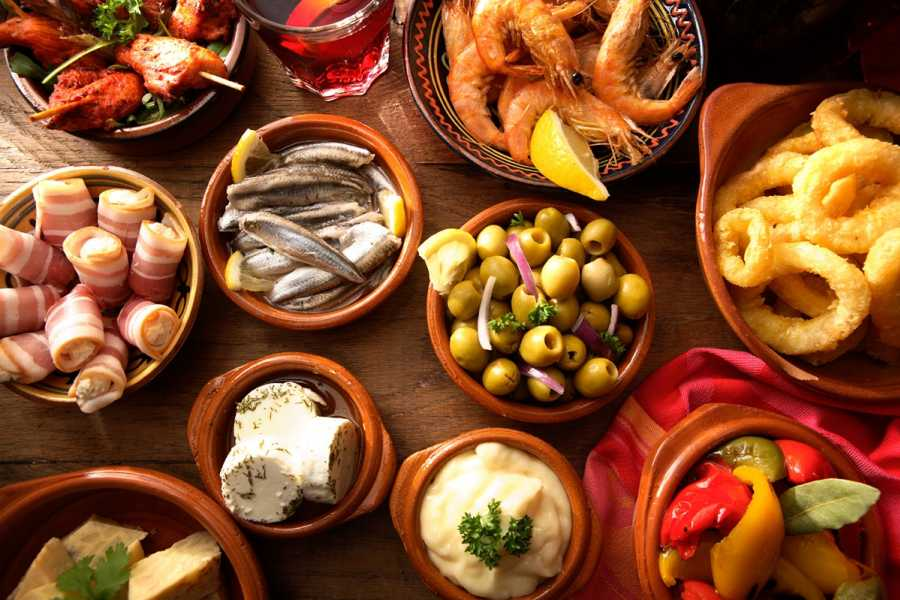 SANDEMANs NEW Barcelona Tours Barcelona Evening Tapas Tour