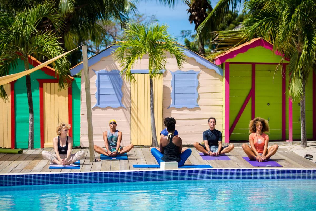 Aquanauts Grenada Scuba Yoga Retreat