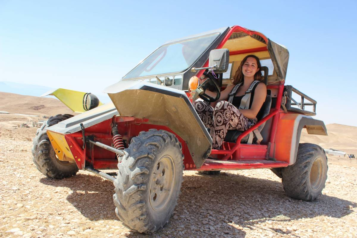 Wild-Trails Extreme Dune buggies and Salt caving