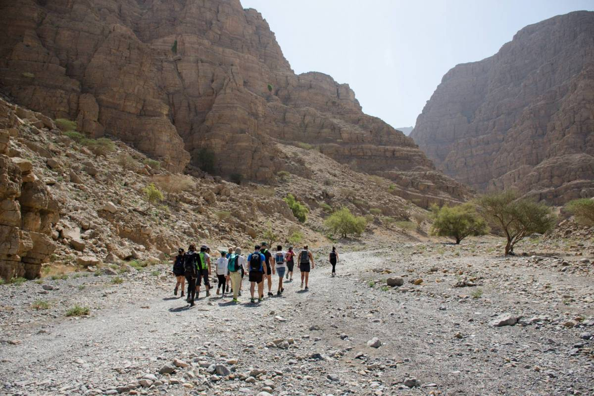 Adventurati Outdoors Walk for Charity - UAE - Entry Level