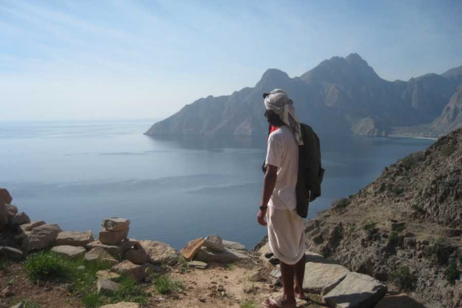 Absolute Adventure Aqaba-Lima Trek