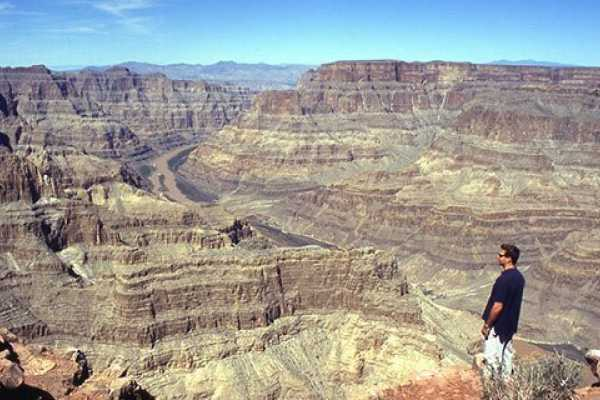 Dream Vacation Builders Grand Canyon West Rim Bus Tour