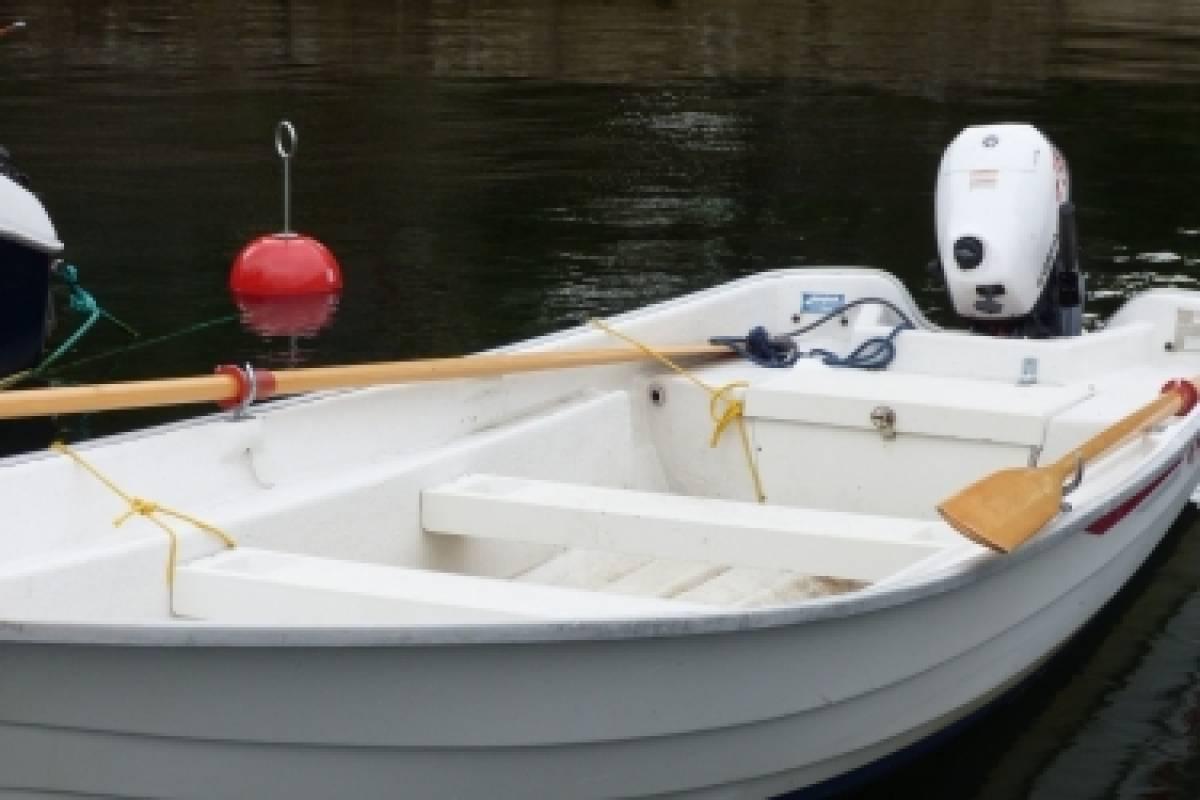 Hardanger Feriesenter AS Bootsverleih - 6 PS Angel- und Ausflugsboot