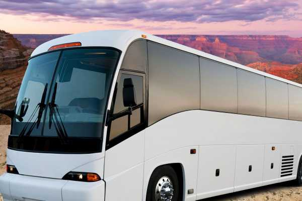 Dream Vacation Builders Grand Canyon South Rim Bus Tour From Las Vegas