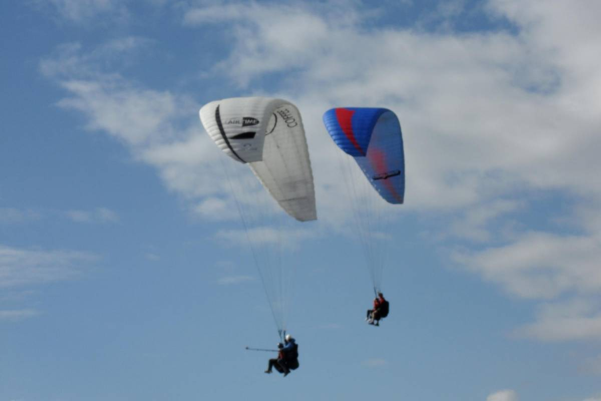 Swiss Paragliding & Adventure GmbH Paragliding First - Grindelwald